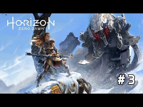Horizon Zero Dawn A Lomos Del Galopador #3