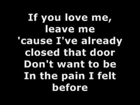 KAT DELUNA - LOVE ME LEAVE ME LYRICS