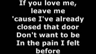 KAT DELUNA - LOVE ME LEAVE ME LYRICS