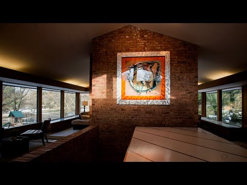 Tour half-million-dollar Mid-Century modern home in Midland
