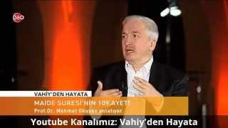 Salât Nedir? Peygamberler Gaybı Bilirler Mi? - Prof. Dr. Mehmet Okuyan | HD