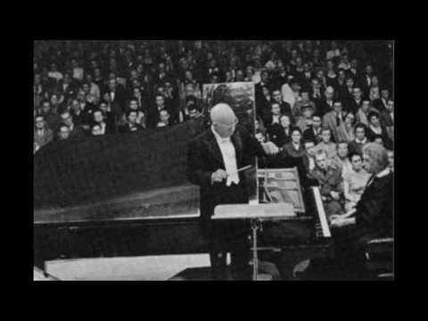 """Hindemith - Theme and Variations """"The Four Temperaments"""" - Clara Haskil"""