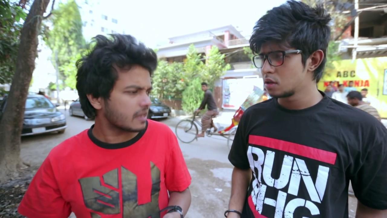 New Bangla Natok | Ovinoy | Funny Video Part-01 | Tawsif , Allen & Sabila