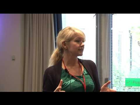 GIST Support UK - An introduction to Maggies Cancer Centres - Dr Claire Marriot, Oct 2012, Oxford