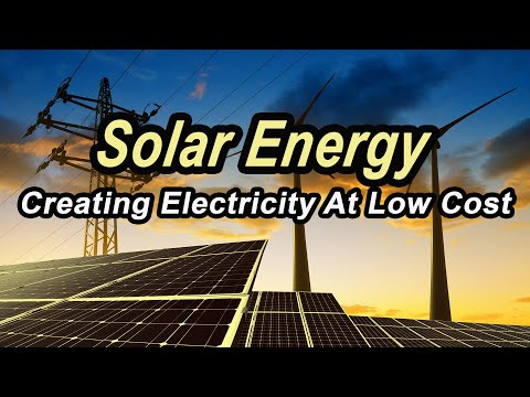 Solar Is Now The Lowest Cost Capacity For Creating Electricity On Earth