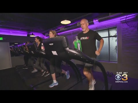 Many Gyms Now Offering Treadmill Running Classes
