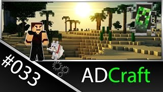 ProjectE Energy Collector ► #033 ◄ - ADCraft - Lets Play Minecraft Modded