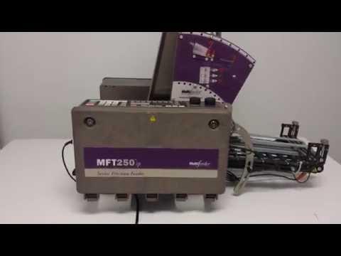 MultiFeeder MFT 250 IP Friction Feeder MFT250IP Predecessor to MFT350V - 10060