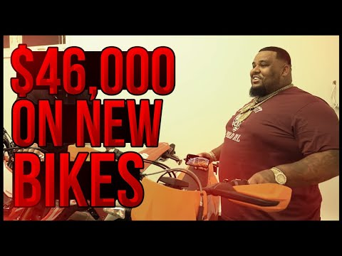 omi-in-a-hellcat-spends-$46,000-on-new-bike
