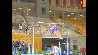 Top 5 Favourite Uneven Bars Routines