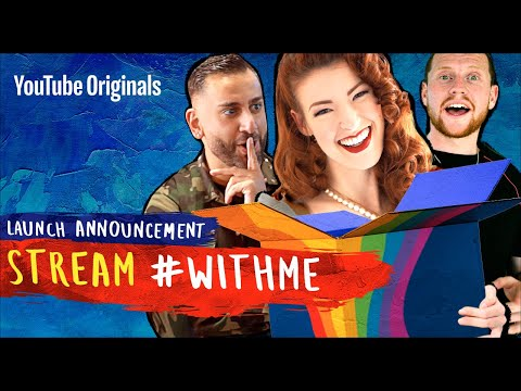 stream-#withme-|-games,-tutorials-and-mystery-challenges-|-launch-announcement-|-fundraiser