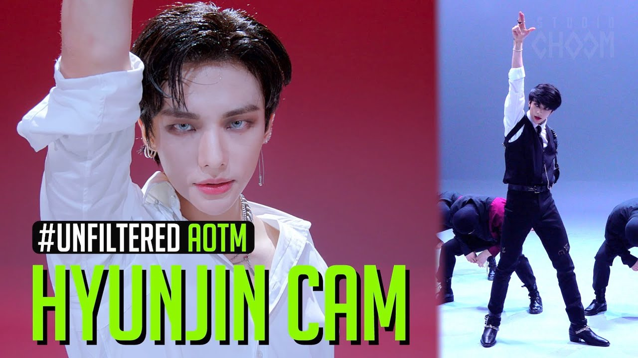Download [UNFILTERED CAM] Stray Kids HYUNJIN(현진) 'Motley Crew' 4K   Artist Of The Month