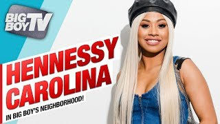 Hennessy Carolina on Her Clothing Line, Being Cardi B's Sister & a Lot more!