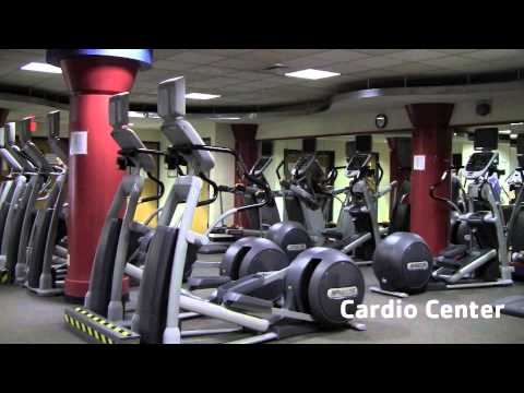 Virtual Tour Fitness Center