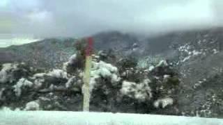 El ksiba-sous la neige