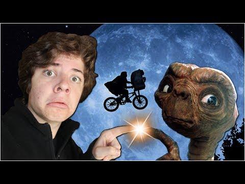 O BIZARRO CASO DO E.T.