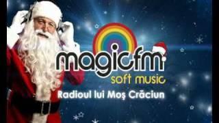 Magic FM este Radioul lui Moş Crăciun
