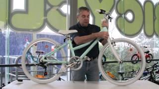 24-inch girls bike