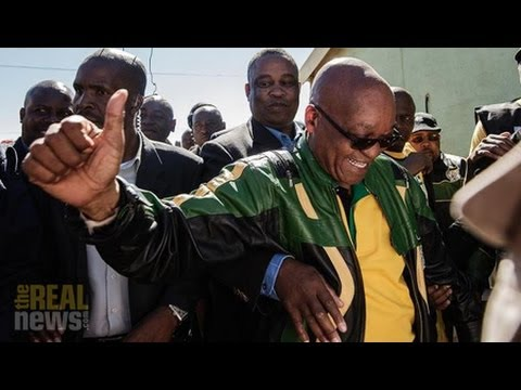 Despite Growing Discontent,  ANC Victorious in South African Elections