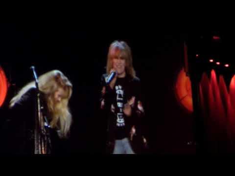 Stevie Nicks with Pretenders Reno 2017