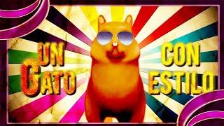 NIGGA-CAT IS HERE !! - Purrkour | Fernanfloo