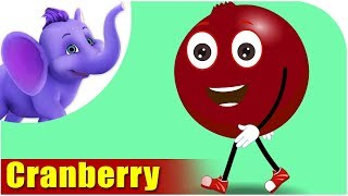 Cranberry - Fruit Rhyme in Ultra HD (4K)