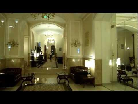 A luxurious hotel in Bucharest / Bukurest, Romania
