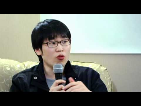 Mr. Chae (GSL Director) talks StarCraft 2 in Korea and around the globe