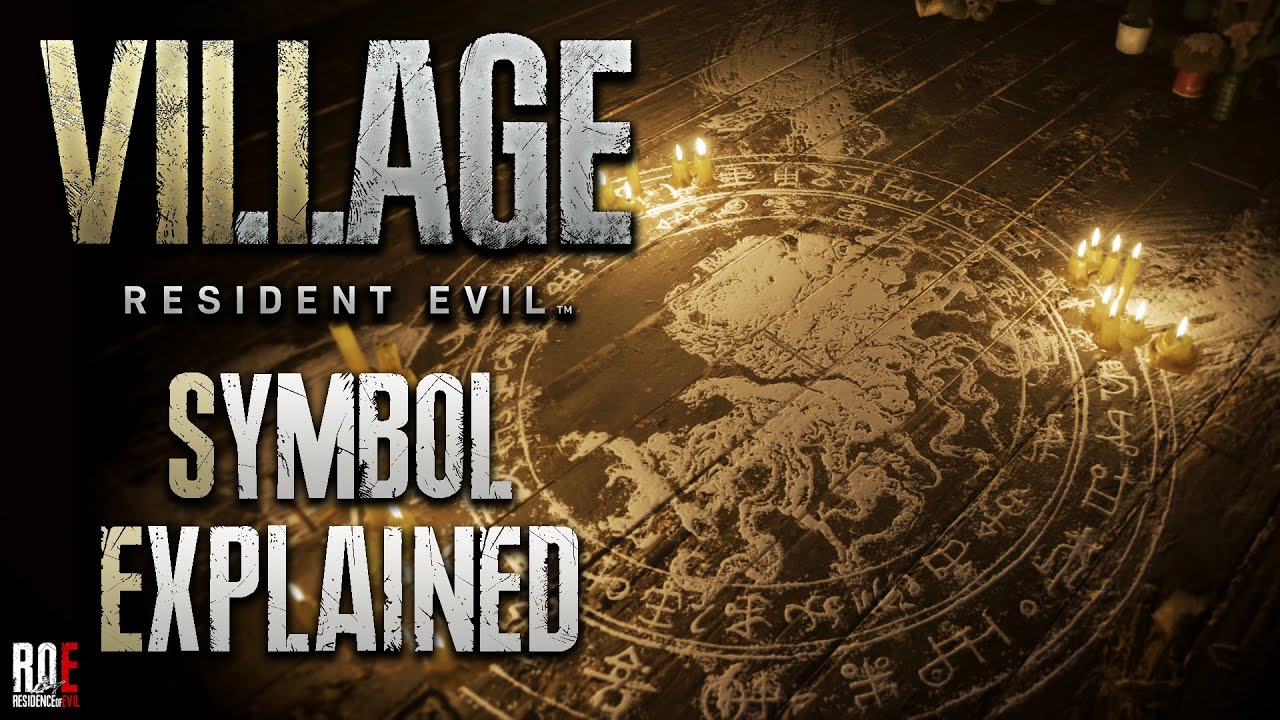 RESIDENT EVIL 8: VILLAGE || TRAILER #2 ANALYSIS | Symbol Explained