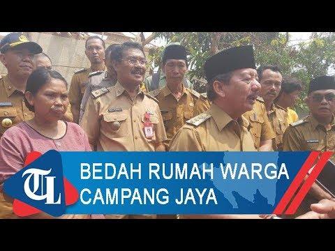Warga Campang Jaya Mendapat Program Bedah Rumah | Tribun Lampung News Video