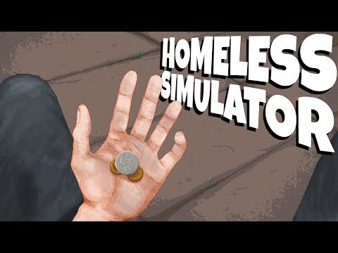 Surviving Homelessness! - Change A Homelsss Survival Experience Gameplay