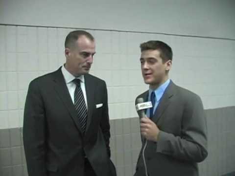Jay Bilas on Marquette at the 2010 Big East Tourney