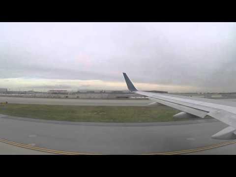 Delta 757-200 Takeoff from Hartsfield-Jackson Atlanta International Airport (ATL)