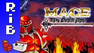 Mace: The Dark Age! Run it Back!