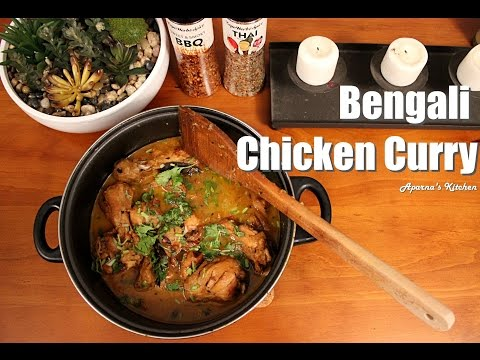 DIY - BENGALI CHICKEN CURRY