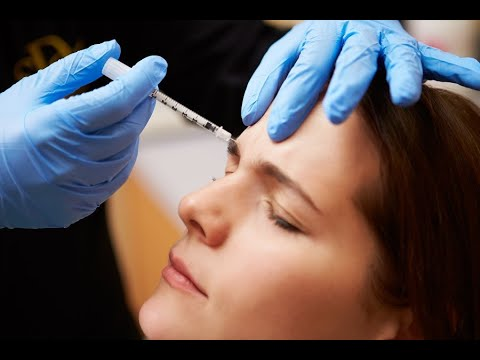 Allergan Botox Training Course - Hands on & CME Certified