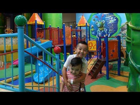 Biggest Kids Indoor Playground Amusement Park Fun With Ckn Toys |