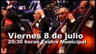 Promoción 5to Concierto Orquesta Sinfónica