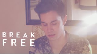 Break Free (Ariana Grande) - Sam Tsui piano ballad cover