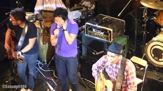 Glenn Fredly ft. Sandhy Sondoro - Let's Say Love @ Hard Rock Cafe [HD]