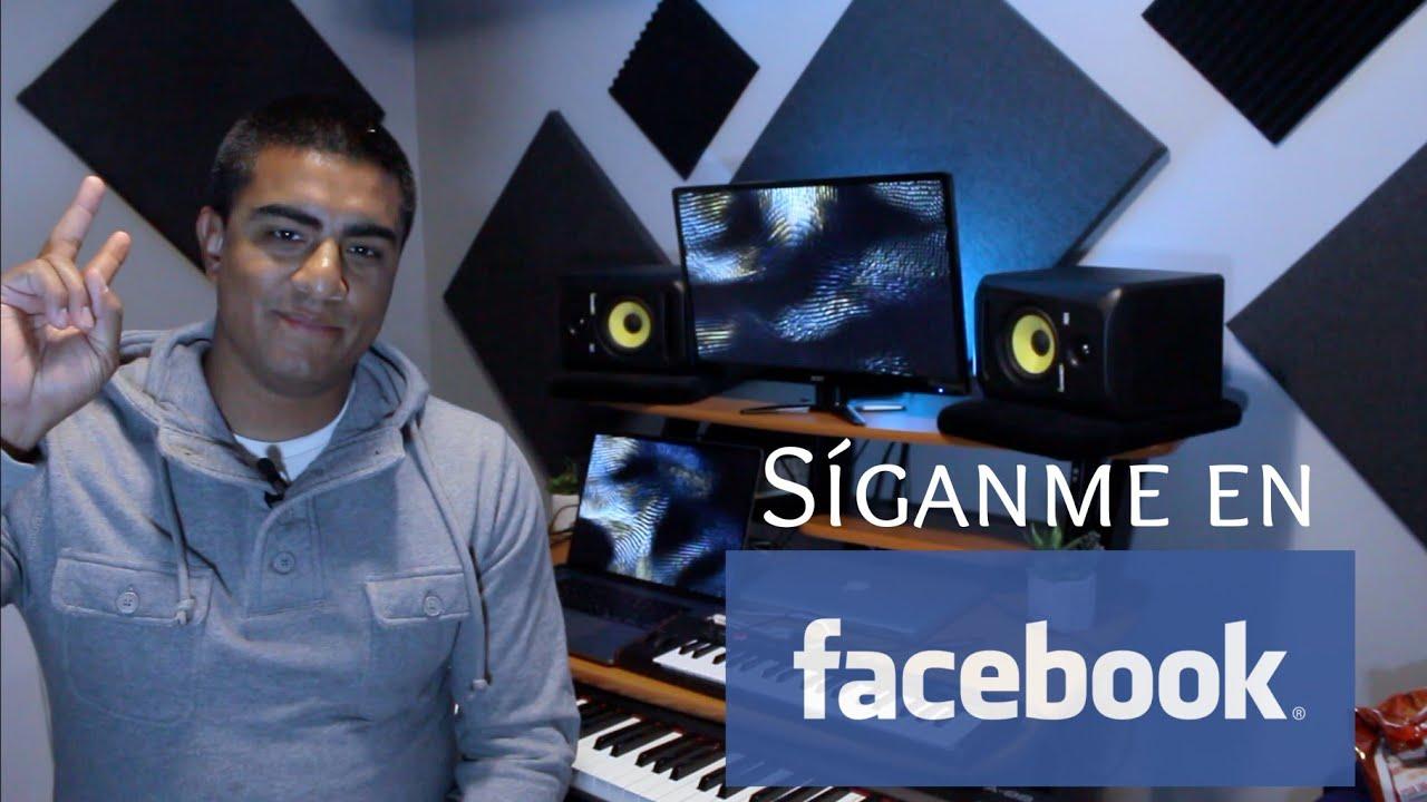 Siganme en Facebook para mucho mas material!