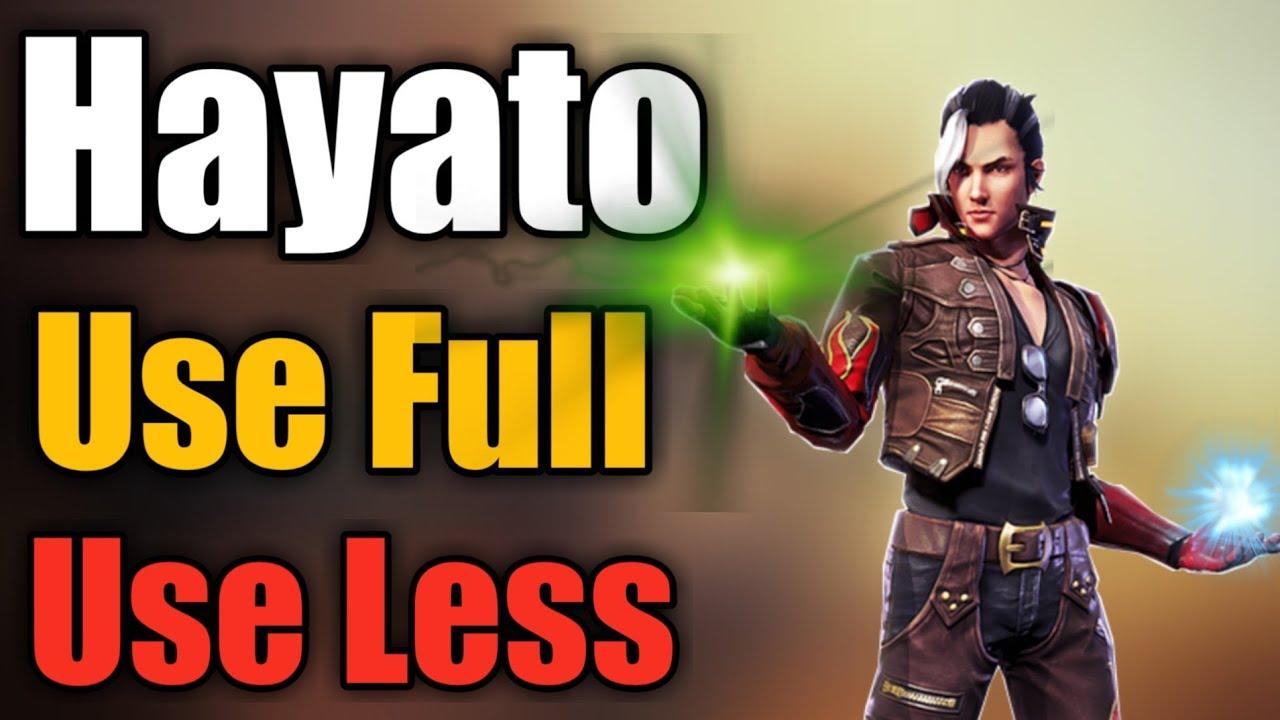 Freefire Hayato Useless Or Usefull Hayato Skin Slot Giveaway Winner Freefire Top Up Offer