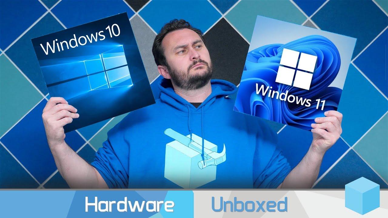 Download Windows 11 vs. Windows 10: Gaming, Application & Storage Benchmarks