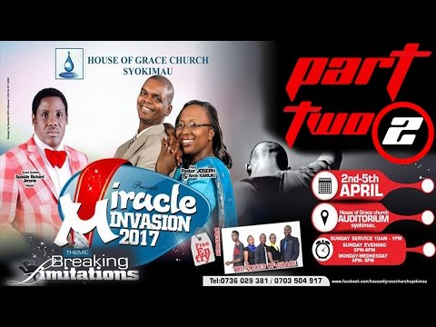 Power of Confrontation (Part 2 of 3) - Apostle Richard Jerome (HoG Church Syokimau)