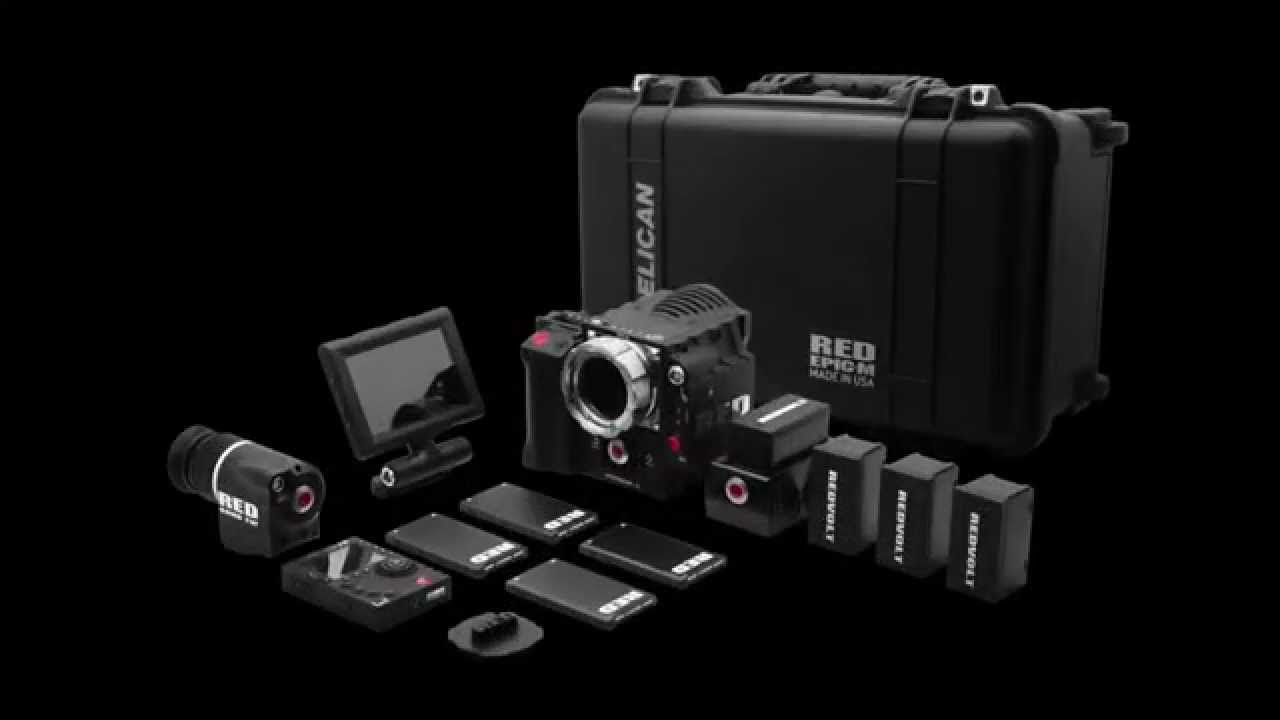 Red dragon camera for rental in hyderabad - YouTube
