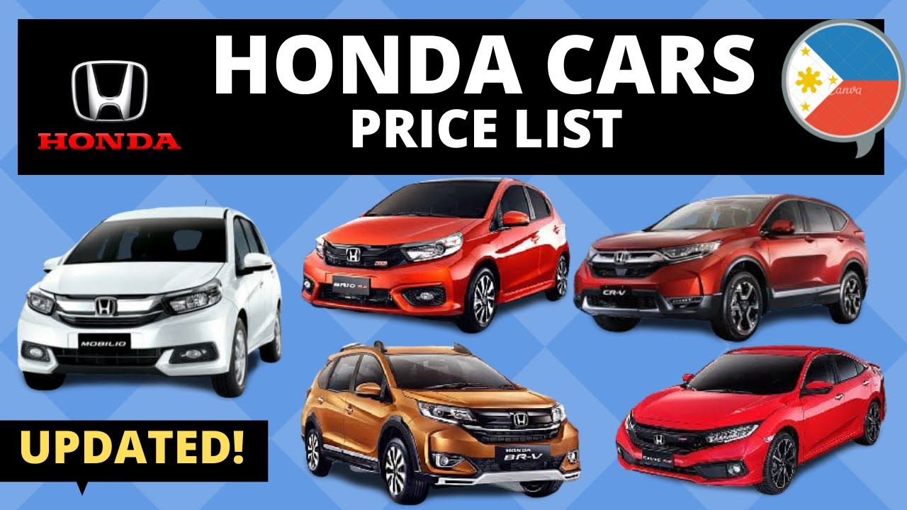 Toyota Cars Price List In Philippines Brand New And Second Hand 2020 Updated Youtube