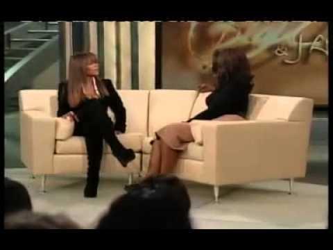 The Oprah Winfrey Show - Interview with Queen of Pop Janet Jackson (2006) (Part 1)