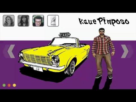 Crash Taxi - Pimposo gameplay