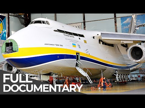 Giant of the Skies: The Antonov An-124 | Mega Transports | Free Documentary