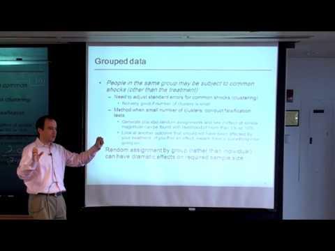 Ses 8 | MIT Abdul Latif Jameel Poverty Action Lab Executive Training